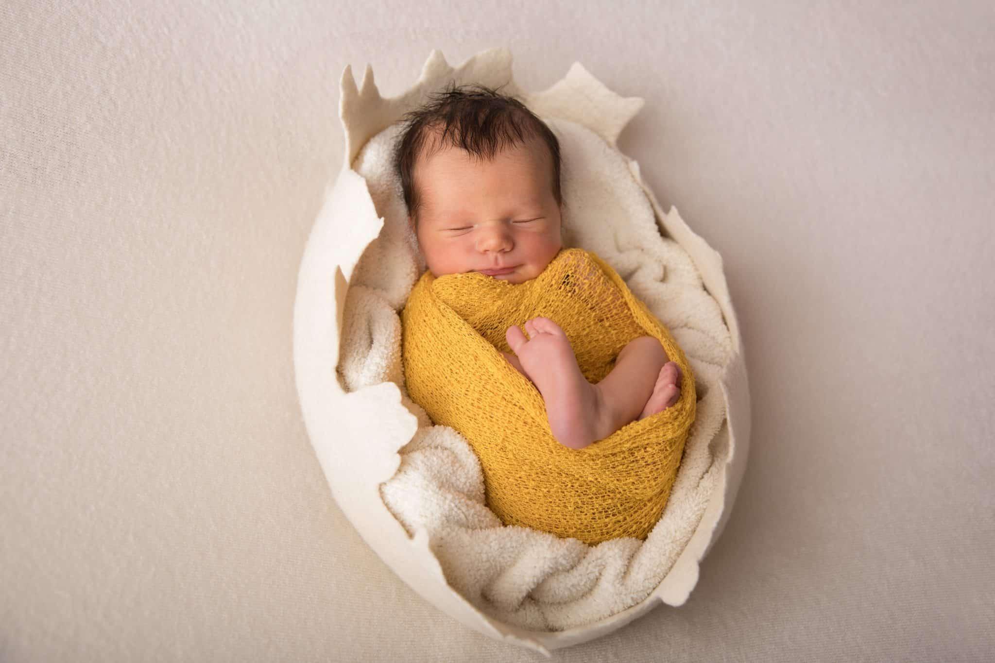 пасхальная фотосессия младенцев