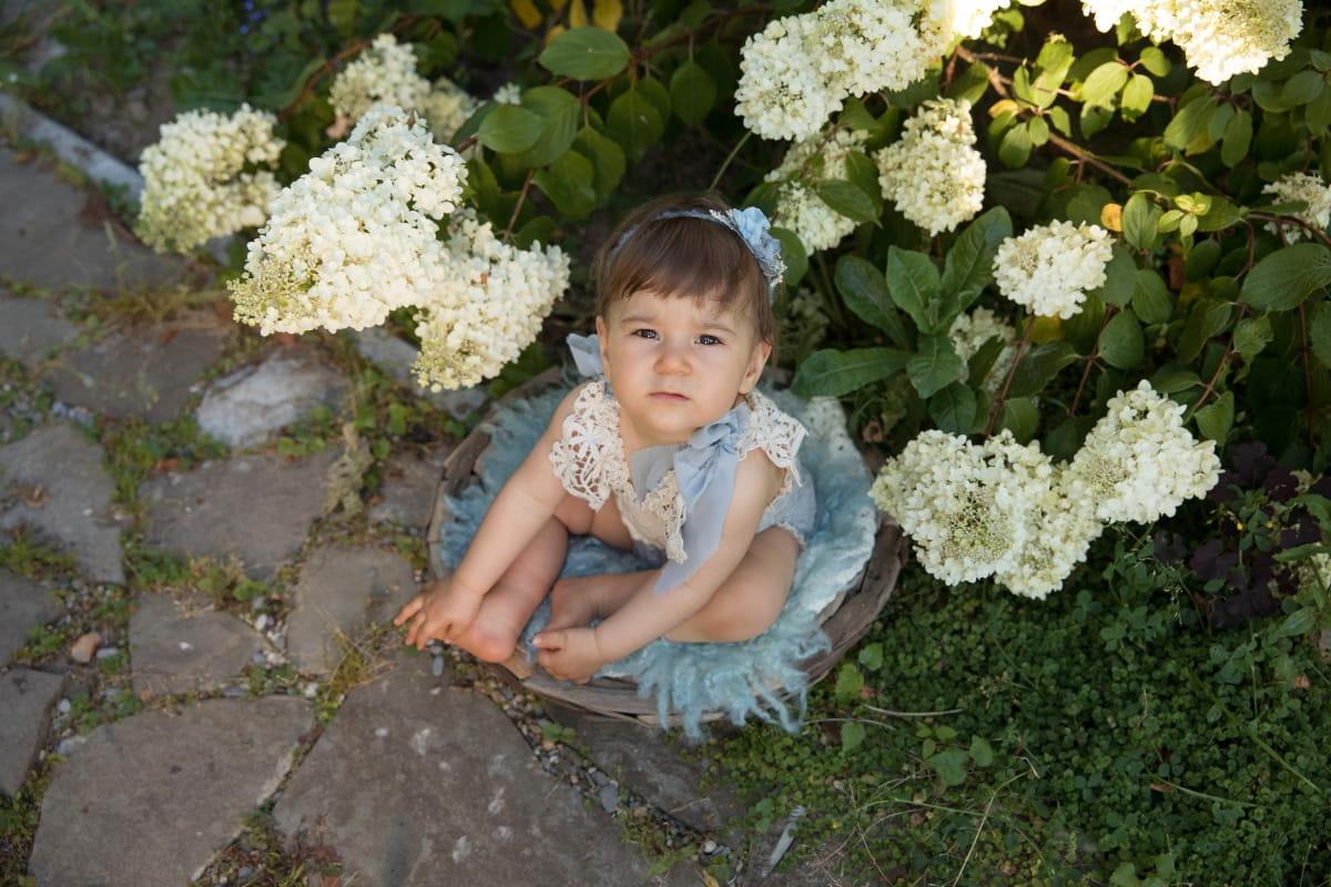 Фотограф 11-месячного малыша