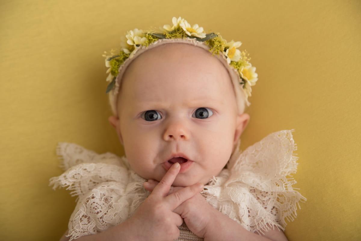 Фотограф 2-месячного малыша