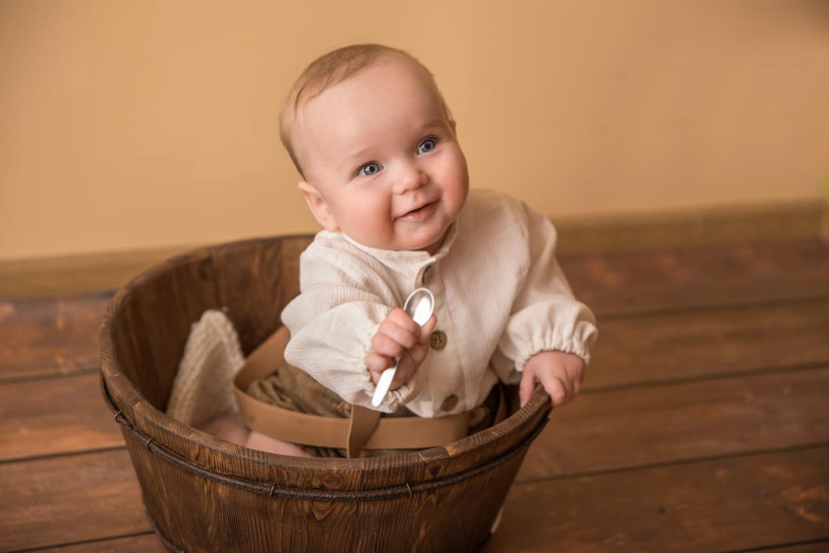 Фотограф 6-месячного малыша