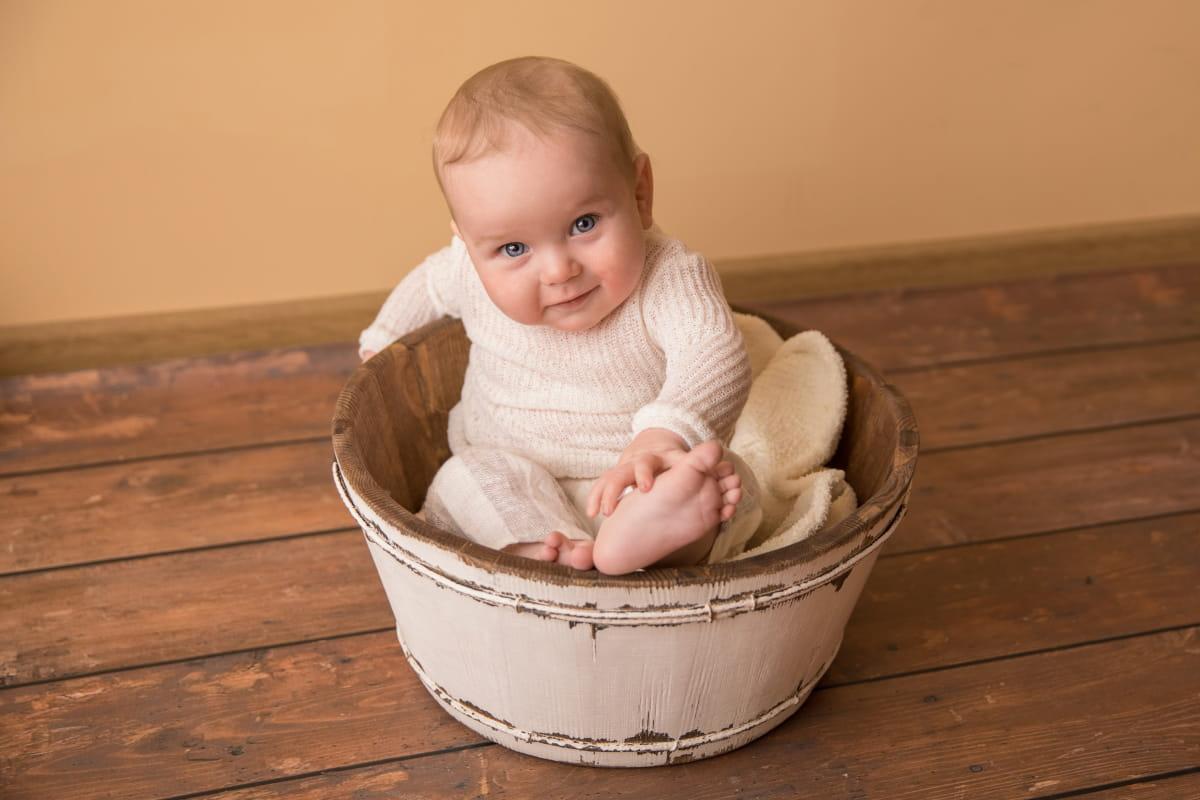 Фотограф 7-месячного малыша