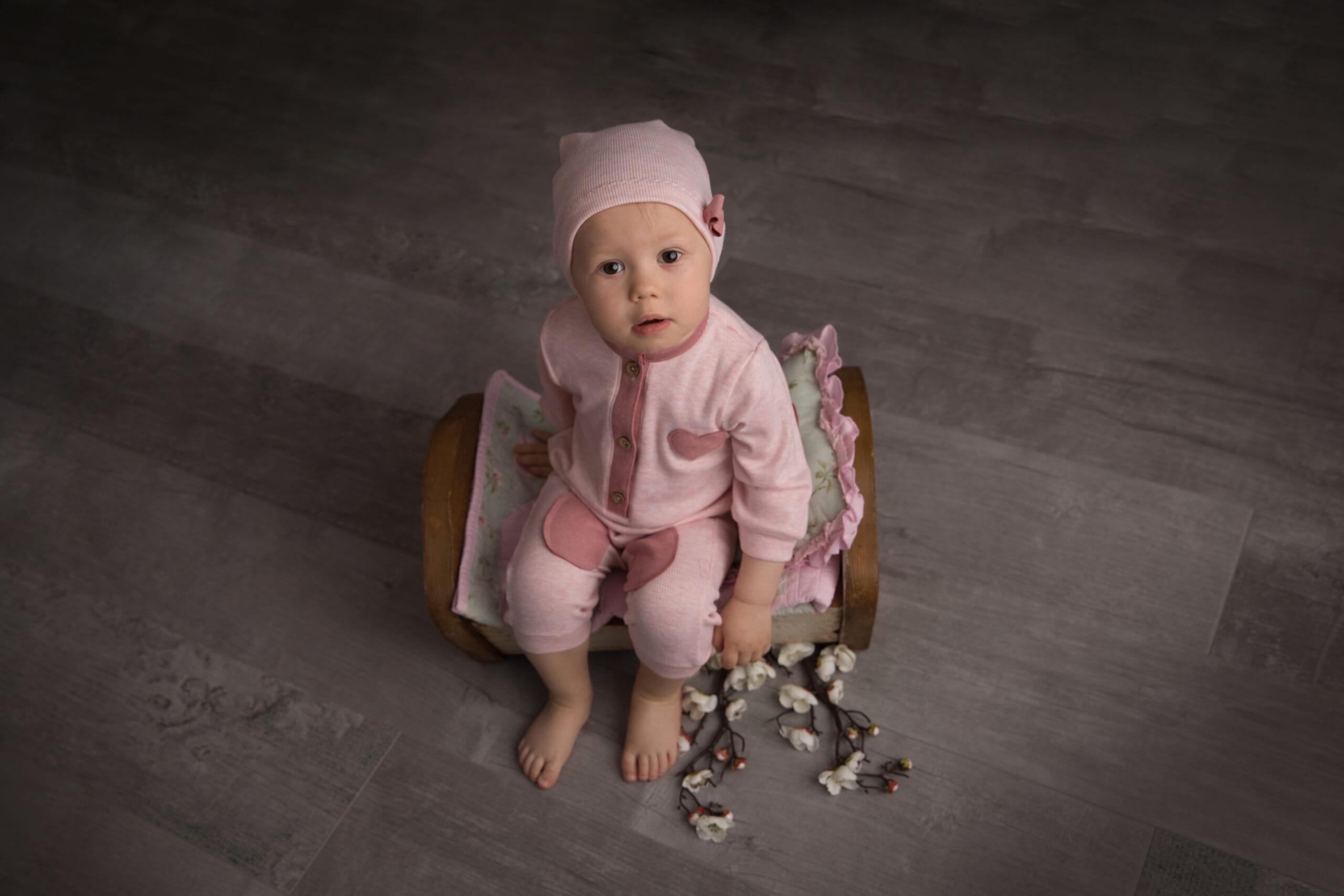 Фотограф 9-месячного малыша