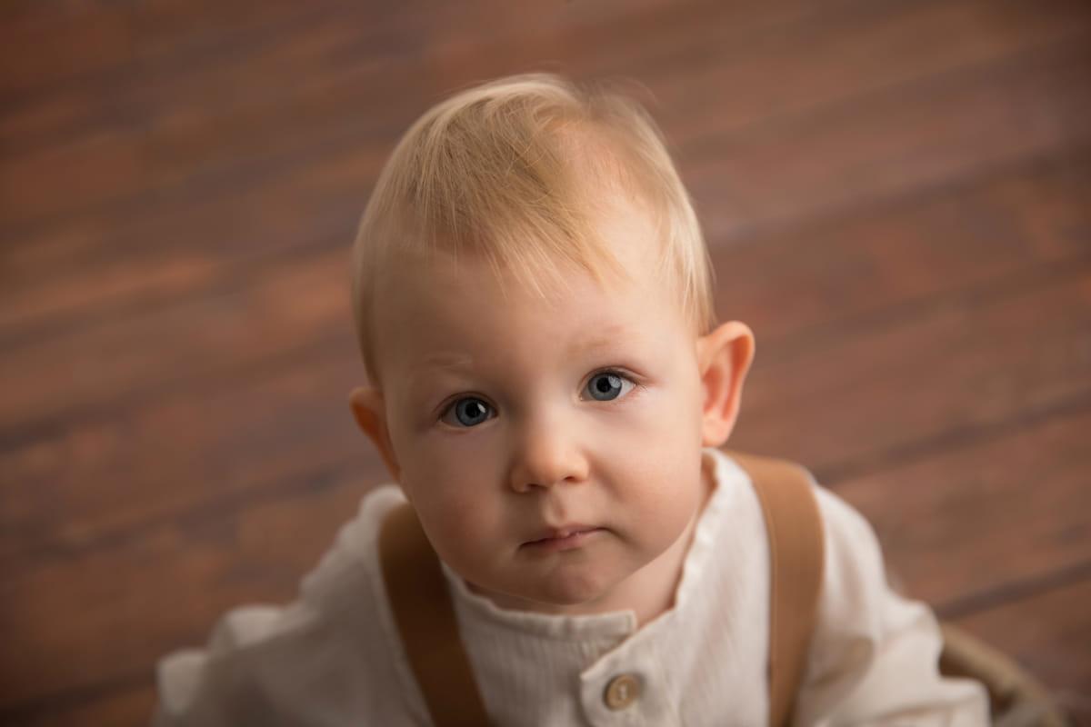 Фотограф малыша на 1 год