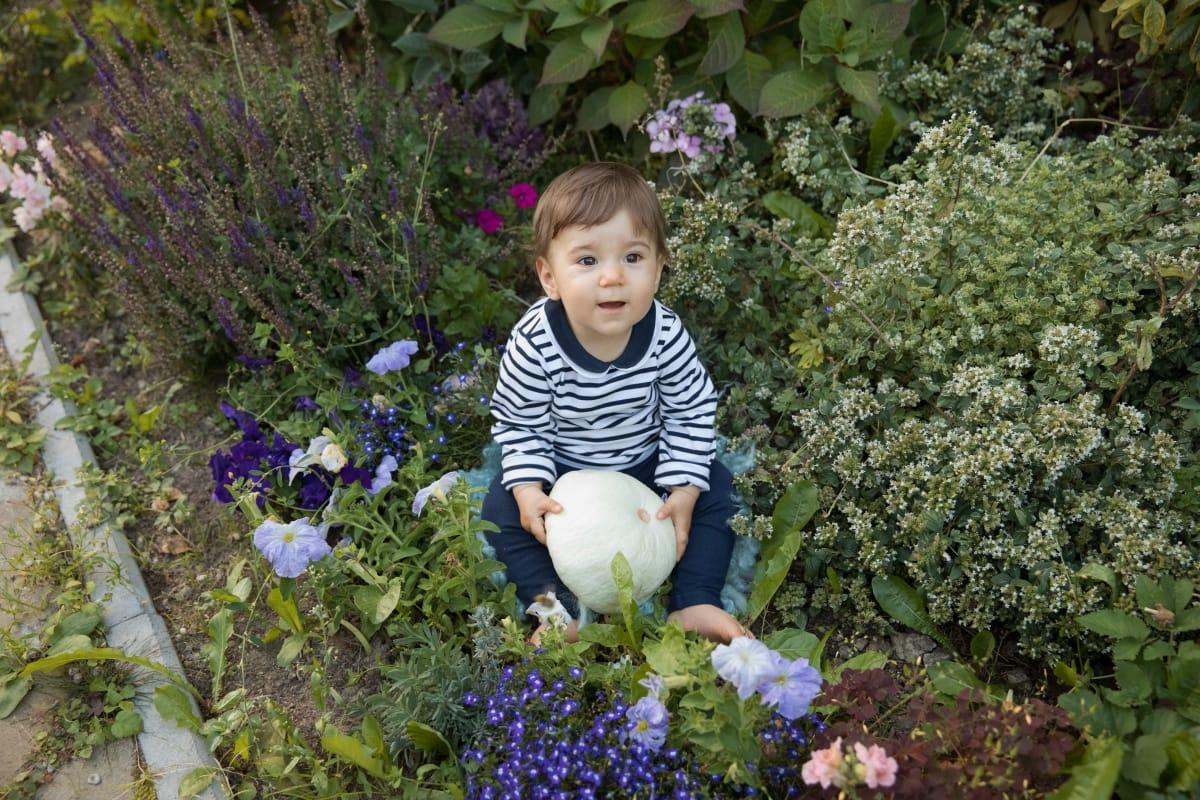 Фотограф малыша на 11 месяцев