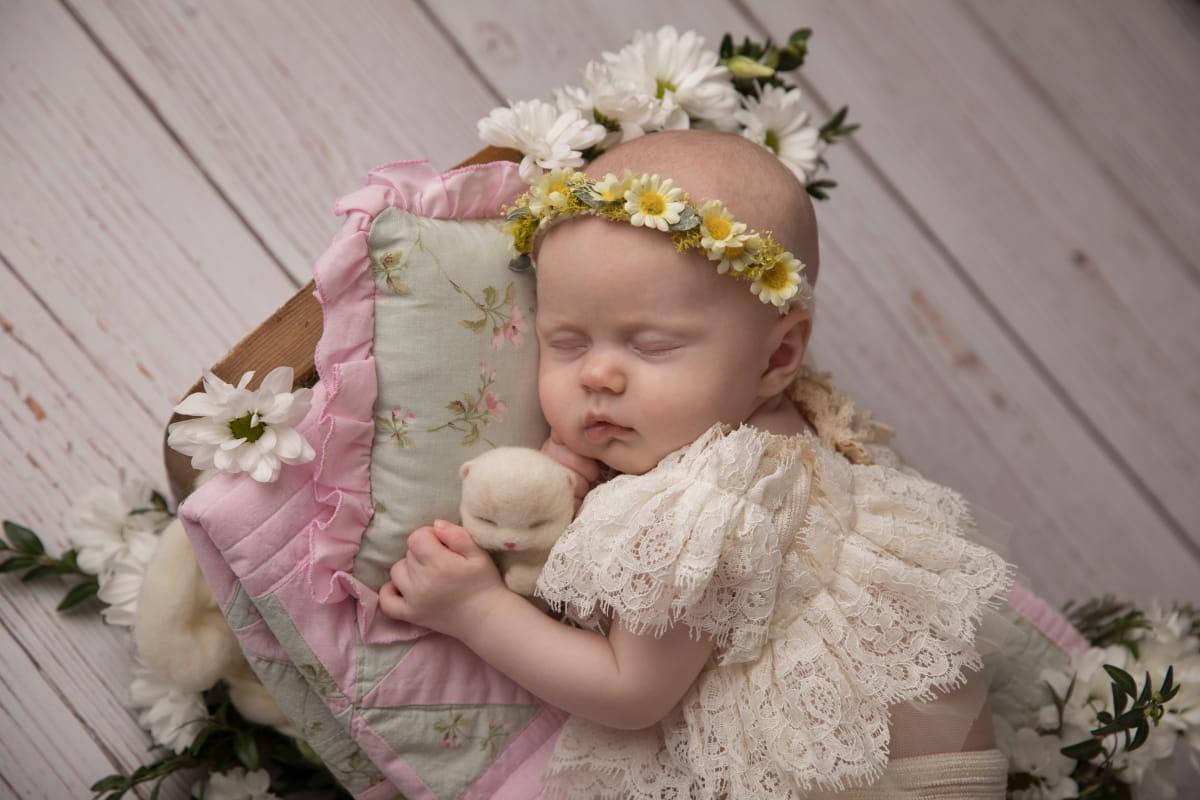 Фотограф малыша на 2 месяца