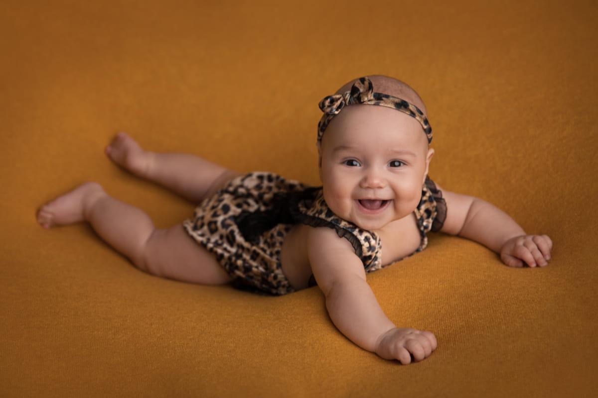 Фотограф малыша на 3 месяца