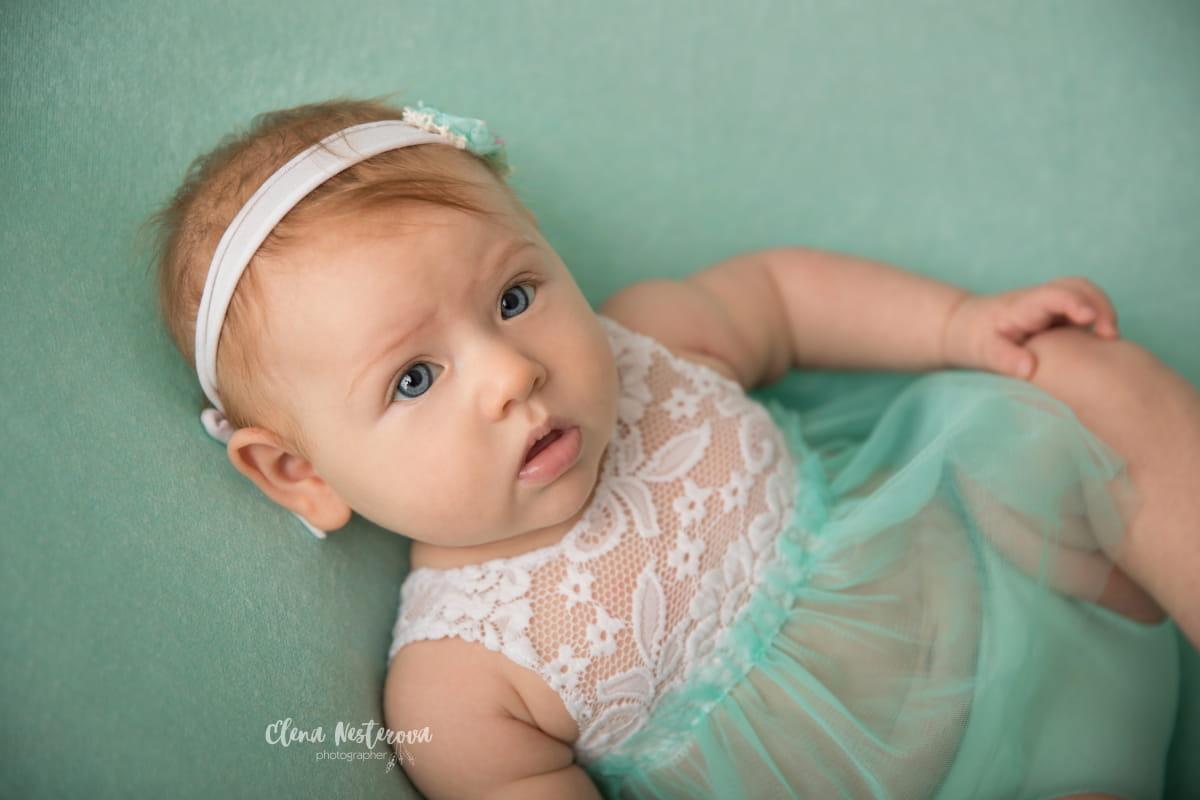 Фотограф малыша на год