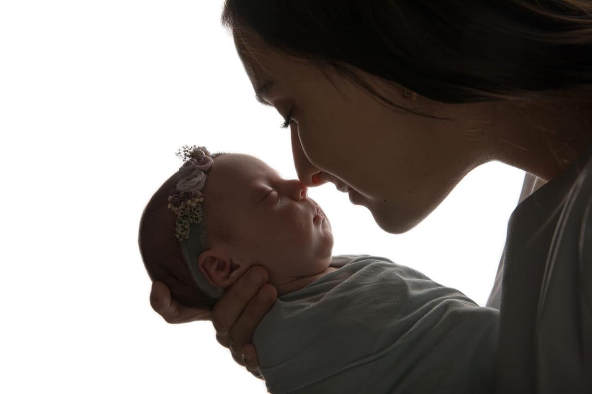 Фотограф новорожденного в Финляндии
