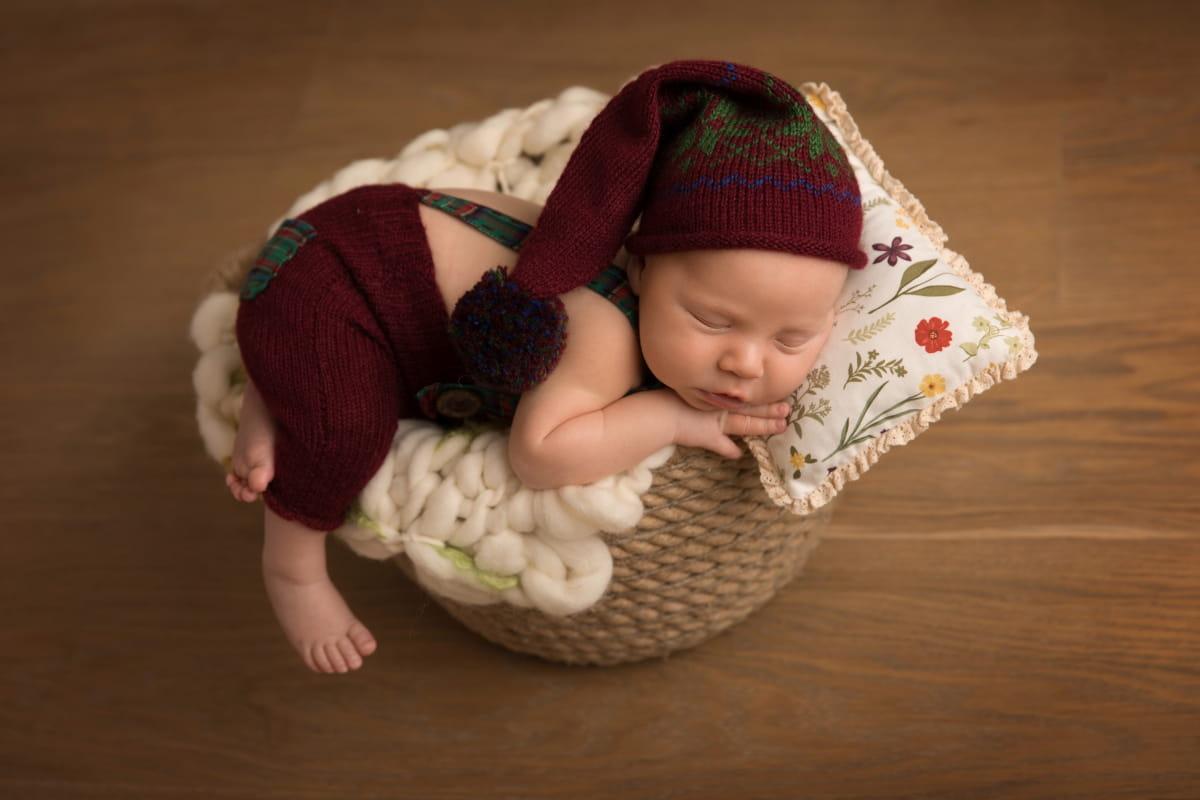 Фотограф новорожденного в Киришах
