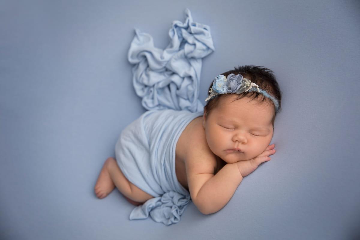 Фотограф новорожденного в Кудрово