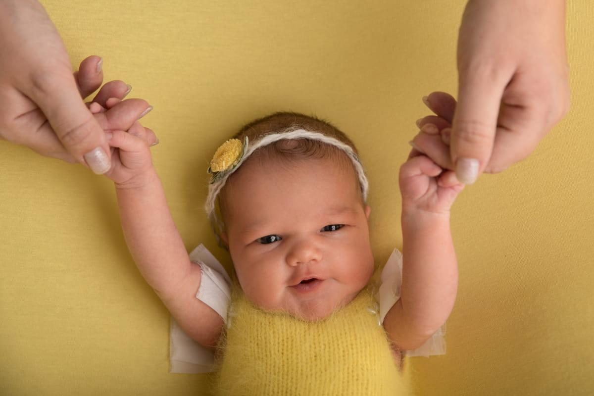 Фотограф новорожденного в Сланцах