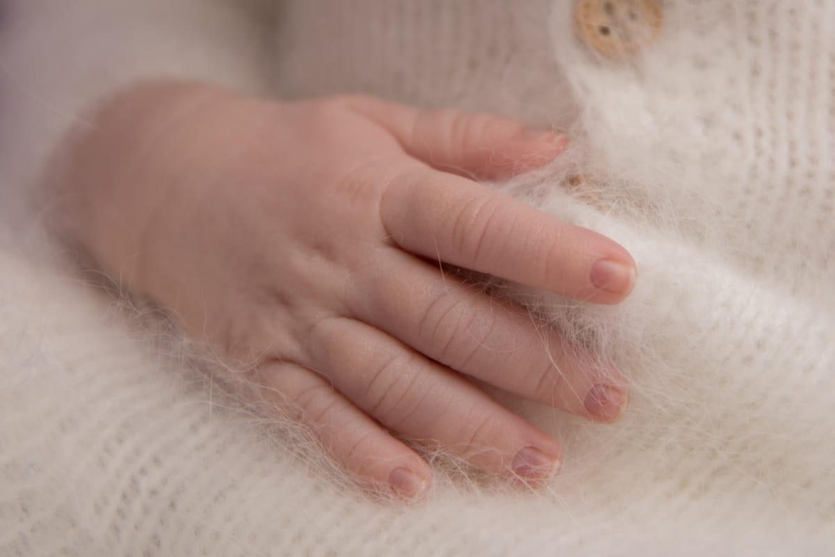 Фотограф новорожденного в Стрельне