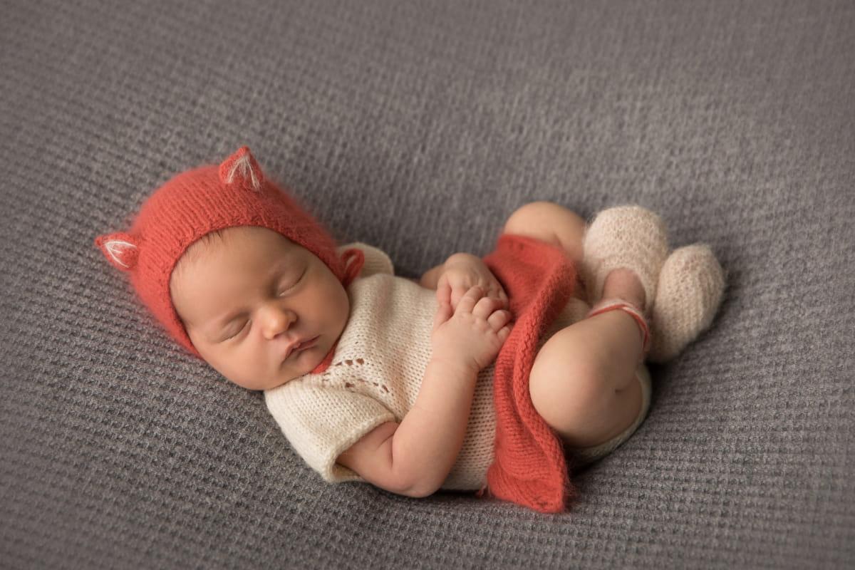 Фотограф новорожденного в Твери