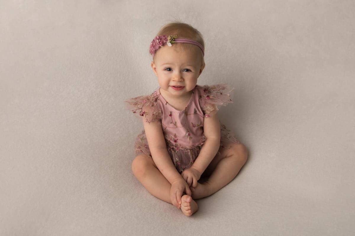 Фотографии годовалого ребенка