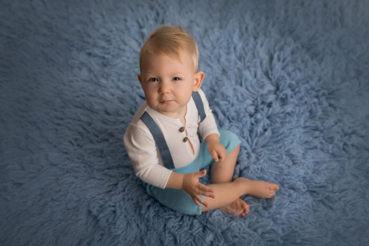 Фотосъемка годовалого ребенка