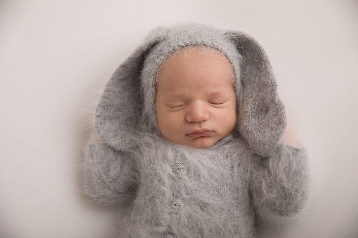 Фотосъемка младенца в Павловске
