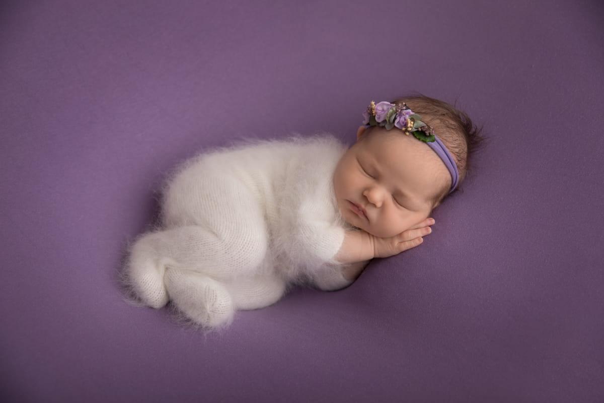 Фотосъемка младенца в Стрельне