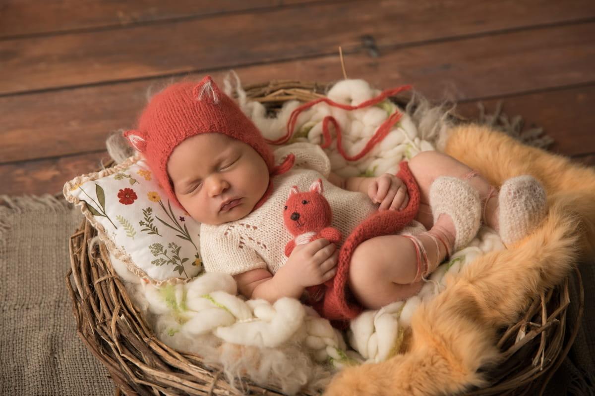 Фотосъемка младенца в Твери