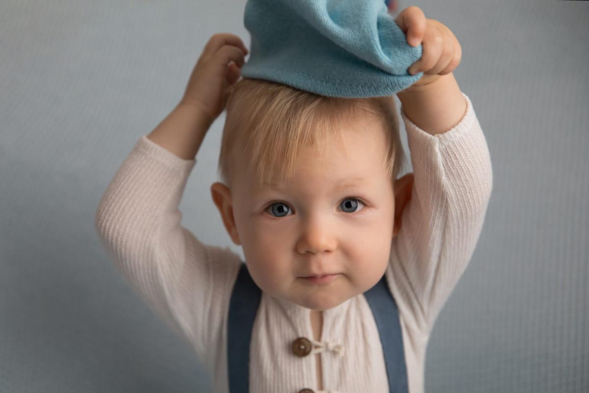 Фотосъемка ребенка на 1 год
