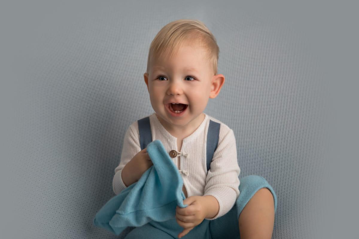 Фотосъемка ребенка на год
