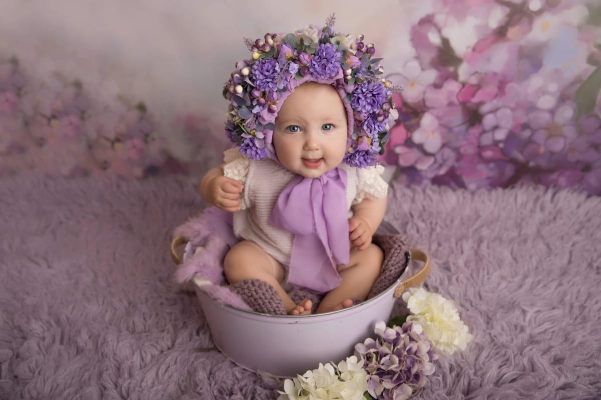 Фотосессия 11-месячного малыша