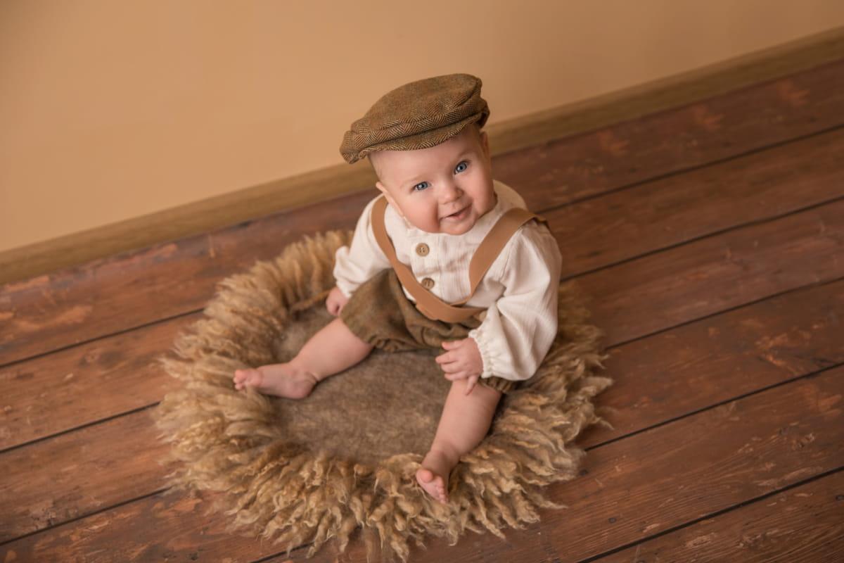 Фотосессия 6-месячного малыша