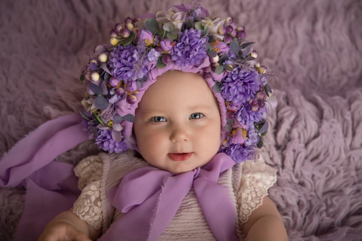 Фотосессия малыша на 11 месяцев
