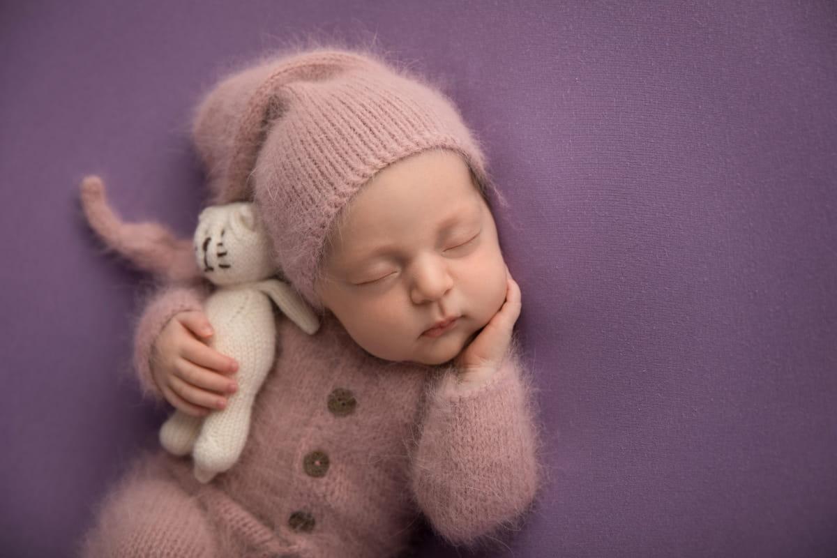 Фотосессия малыша в Финляндии