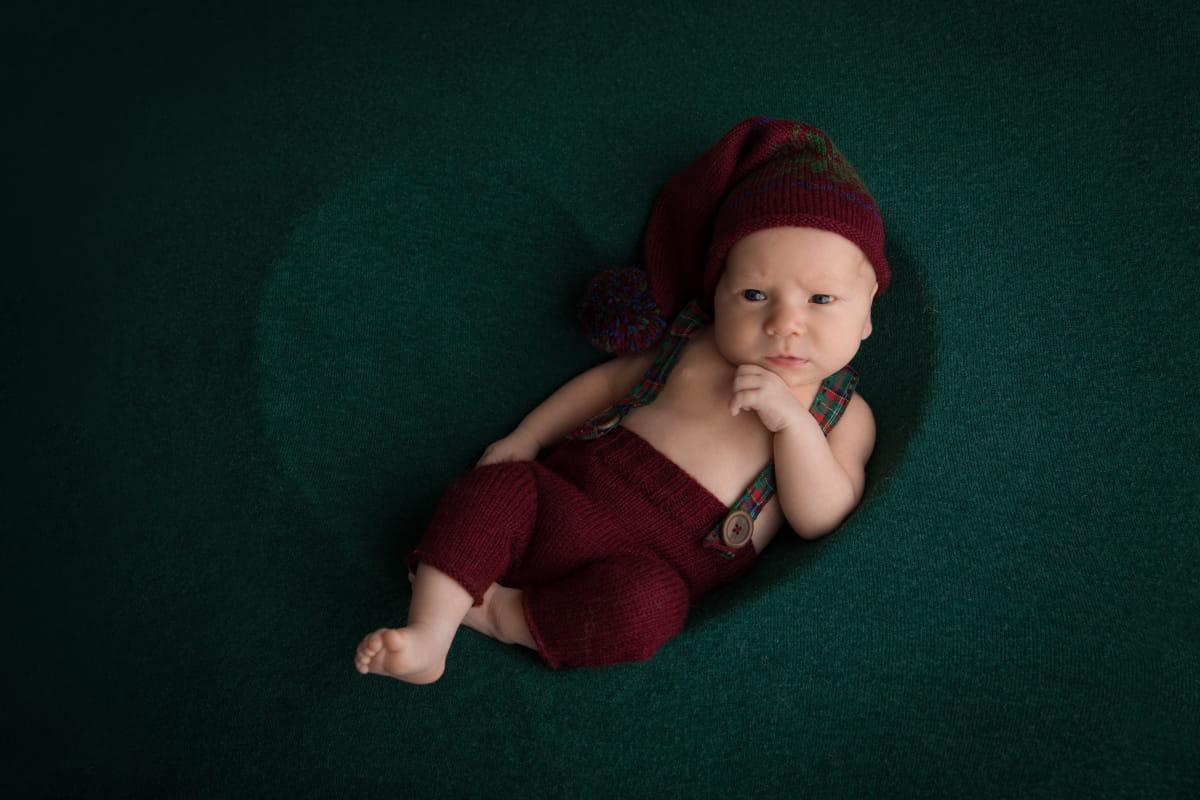 Фотосессия малыша в Киришах
