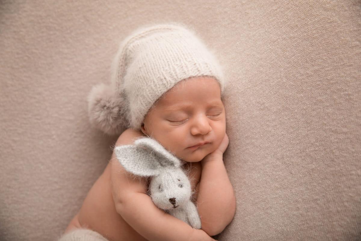 Фотосессия малыша в Колпино