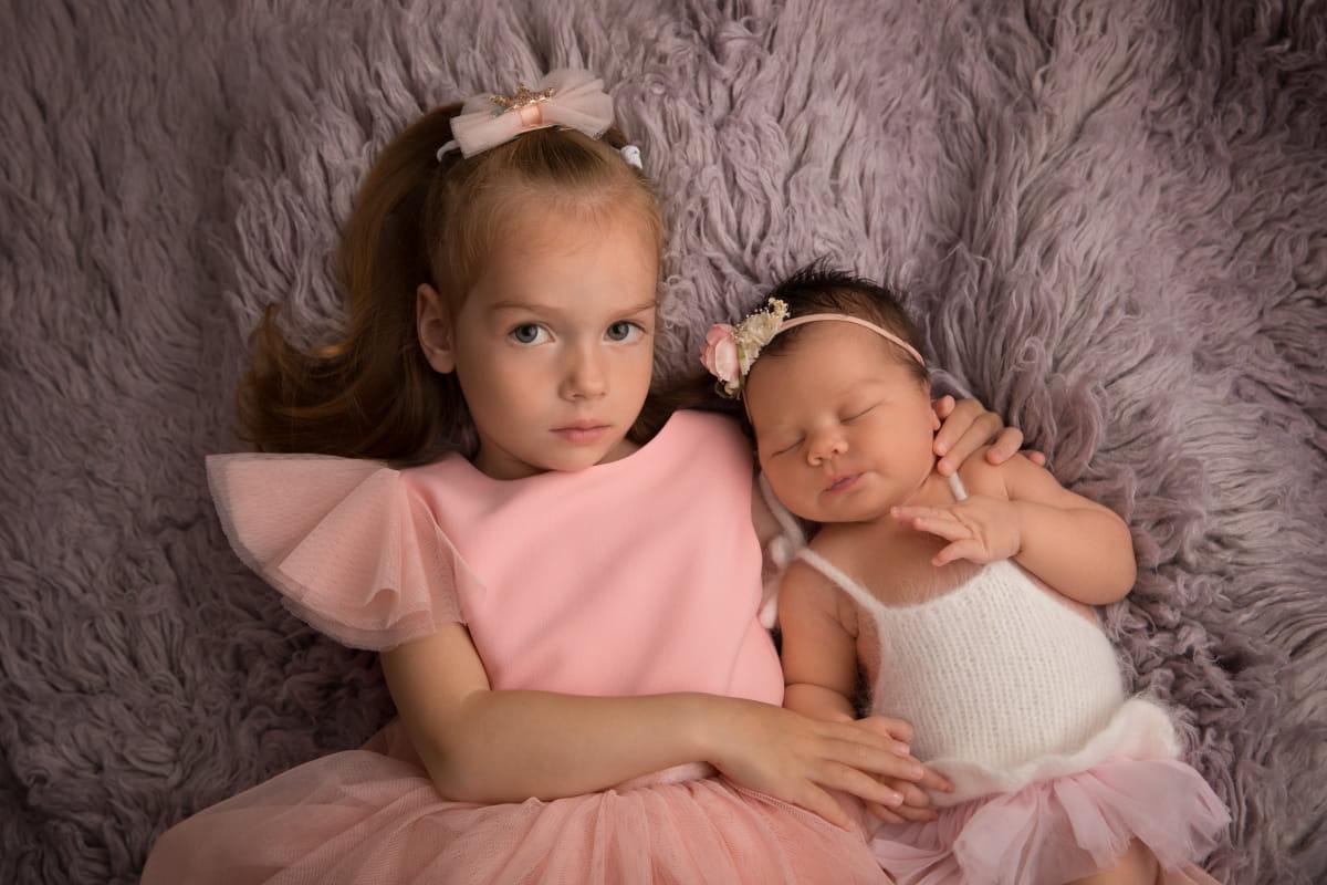 Фотосессия малыша в Лисьем Носу