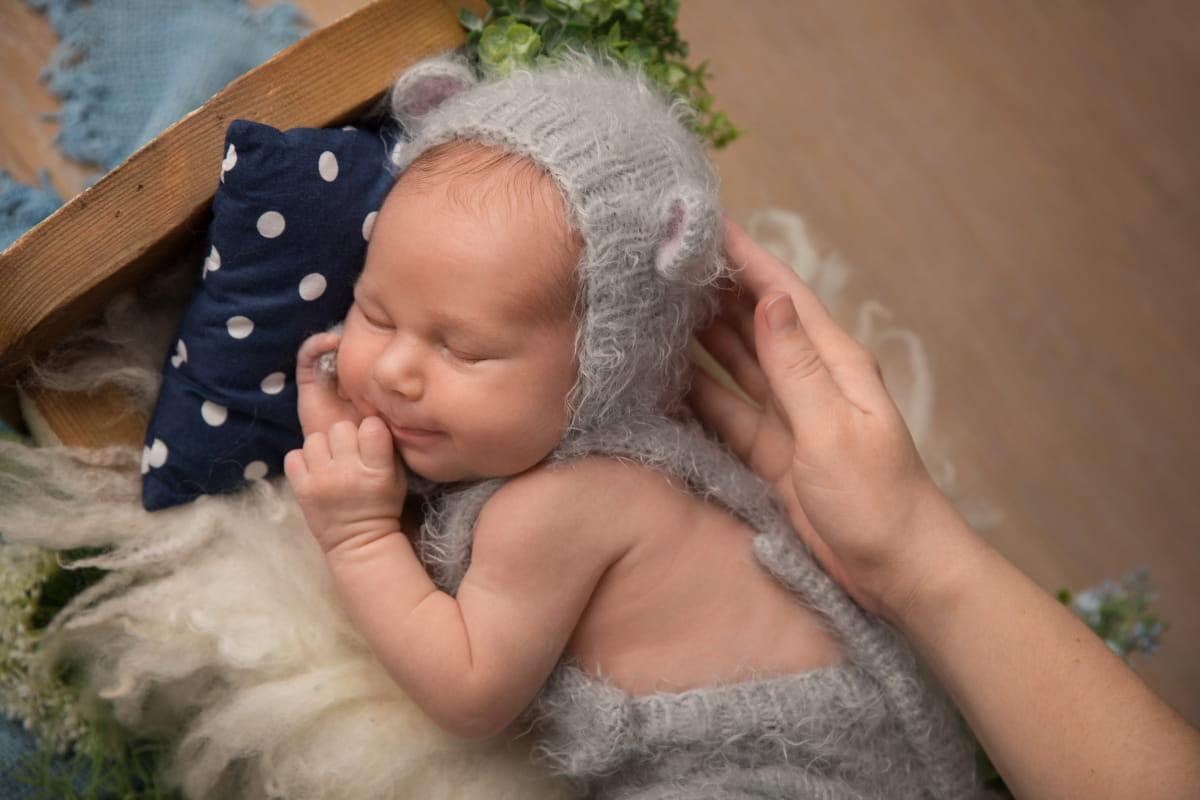 Фотосессия малыша в Ломоносове