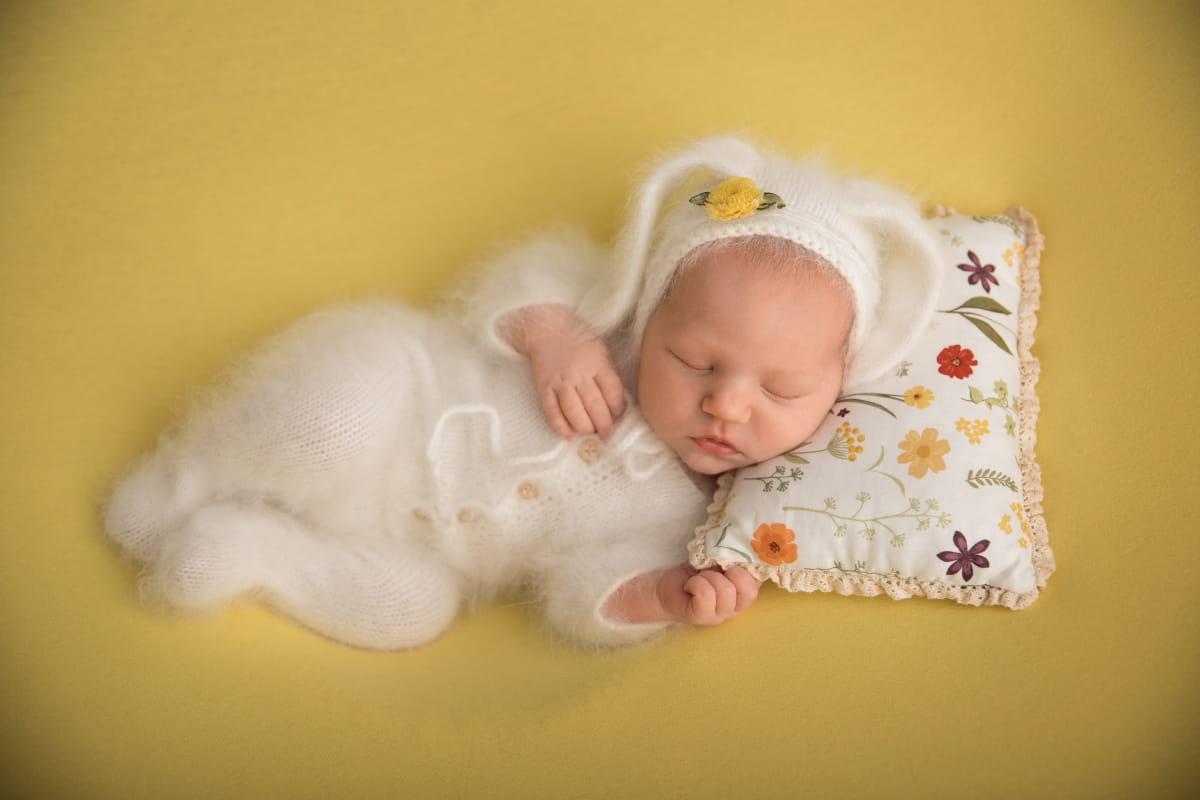 Фотосессия малыша в Новгороде