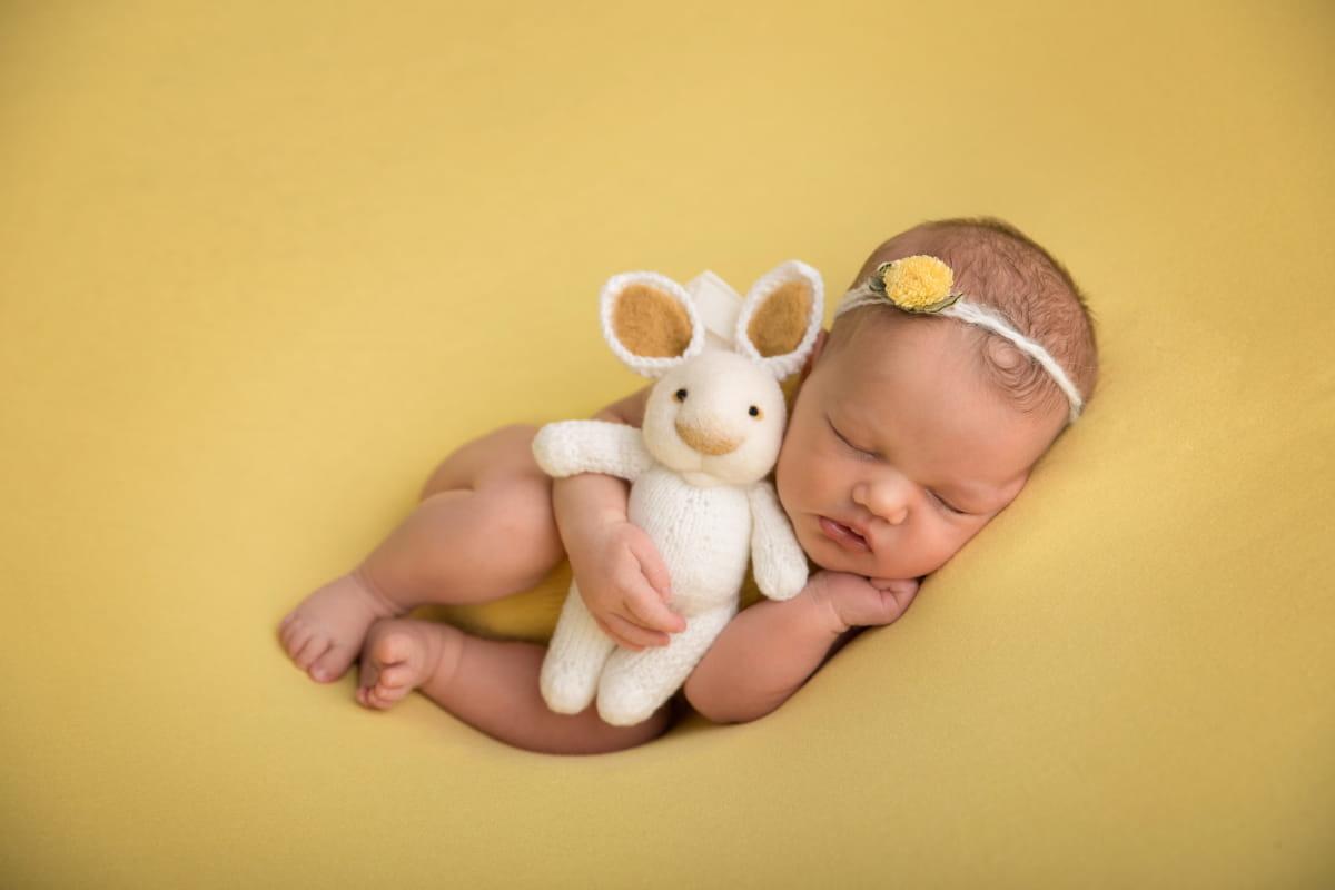 Фотосессия малыша в Сланцах