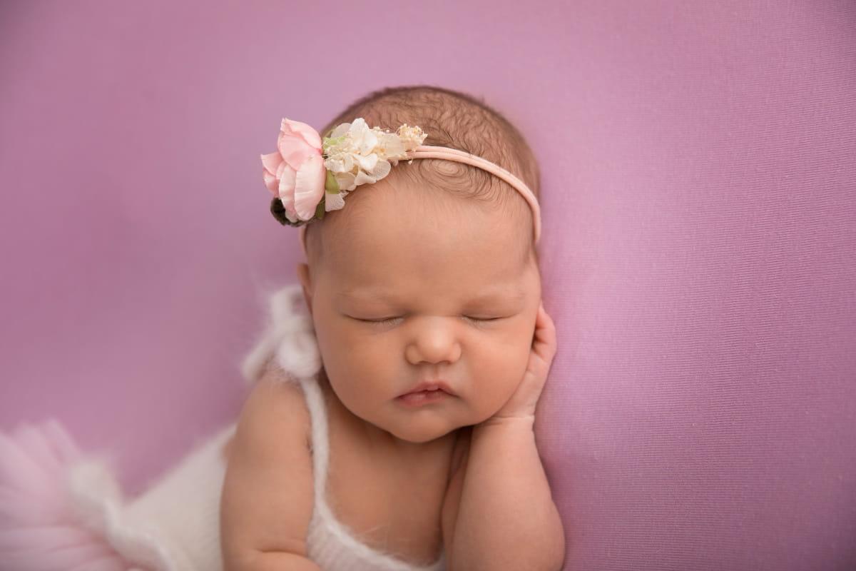 Фотосессия малыша в Сосновом Бору