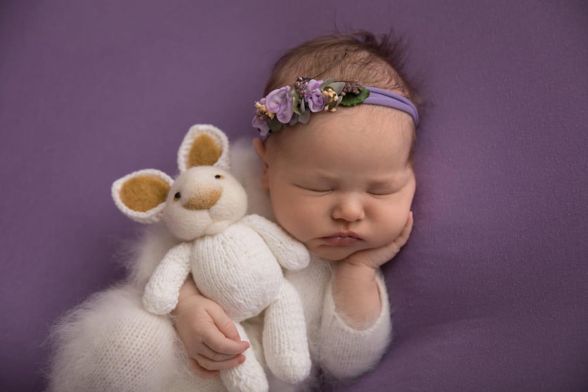 Фотосессия малыша в Стрельне