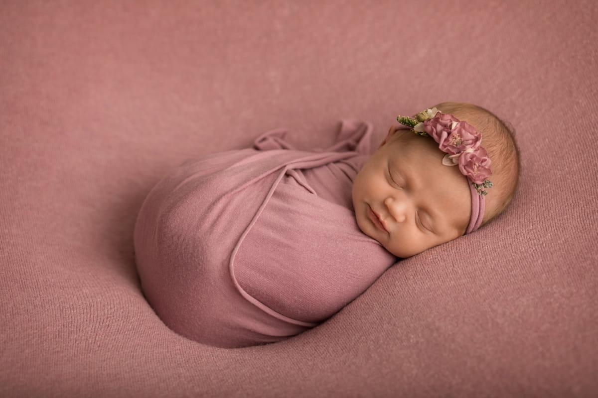 Фотосессия малыша в Сясьстрое