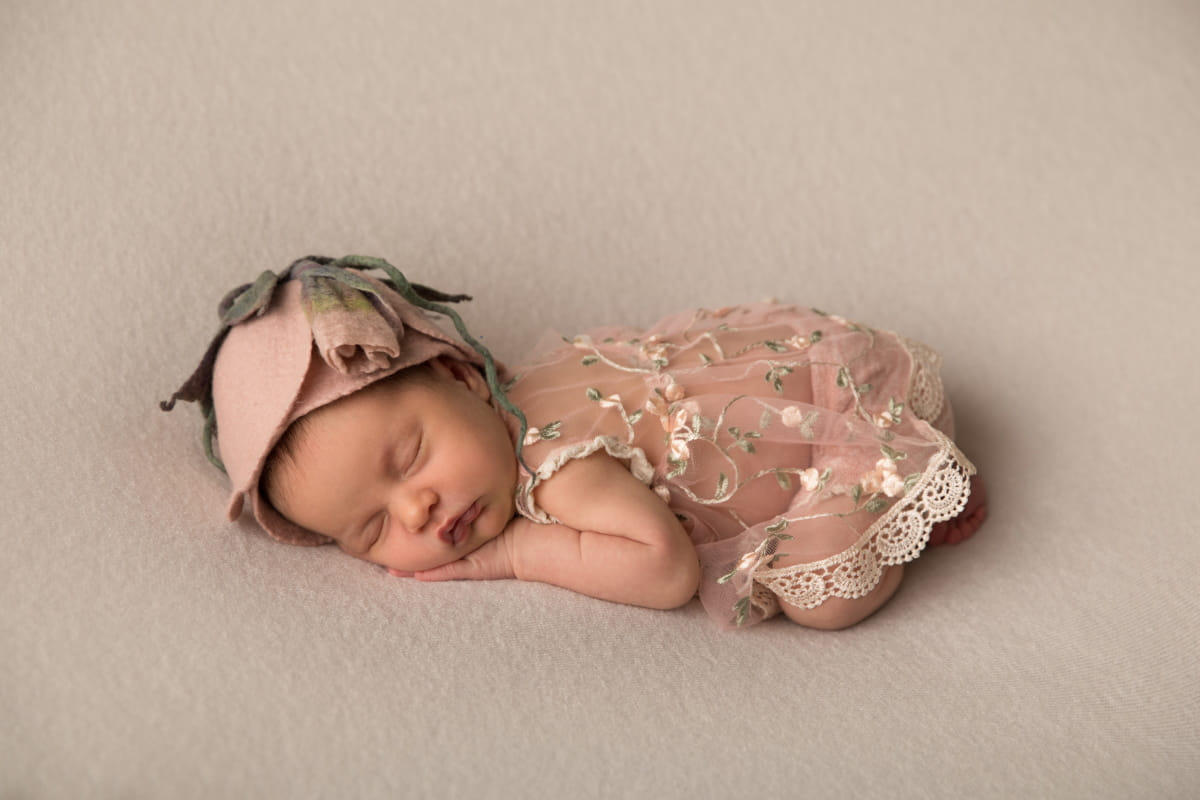 Фотосессия малыша в Тосно