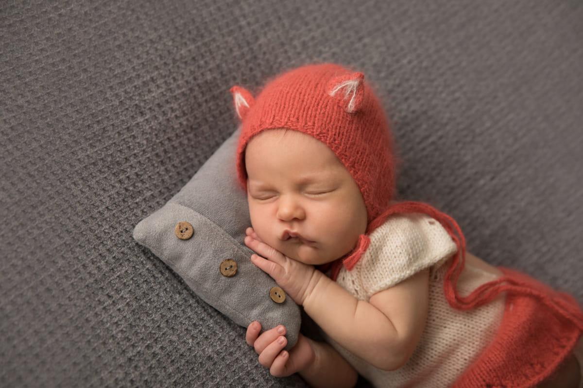 Фотосессия малыша в Твери