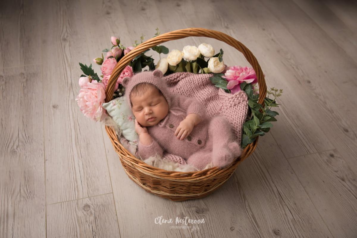 Newborn фотографии в Финляндии
