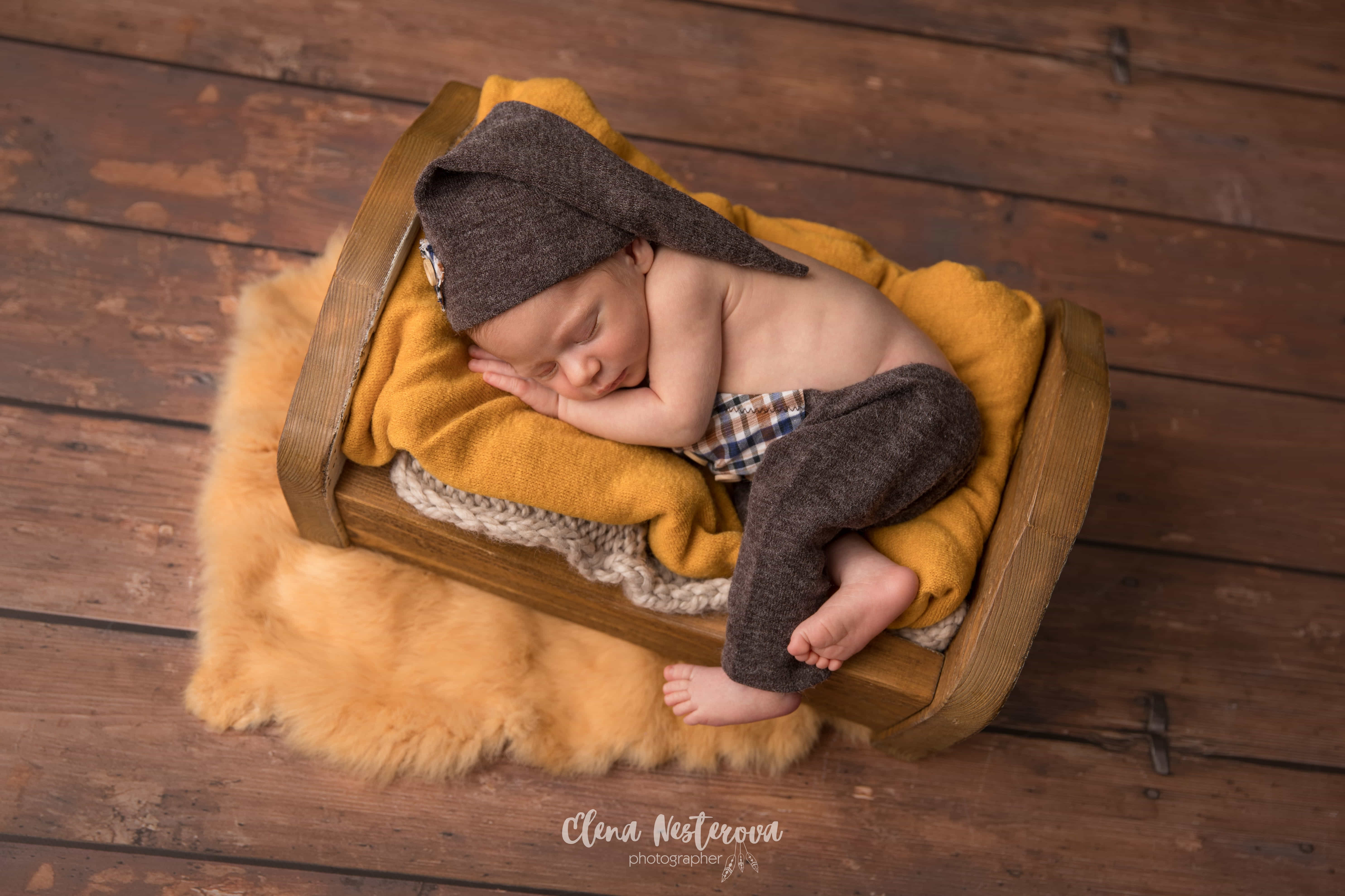 фотограф младенцев осень