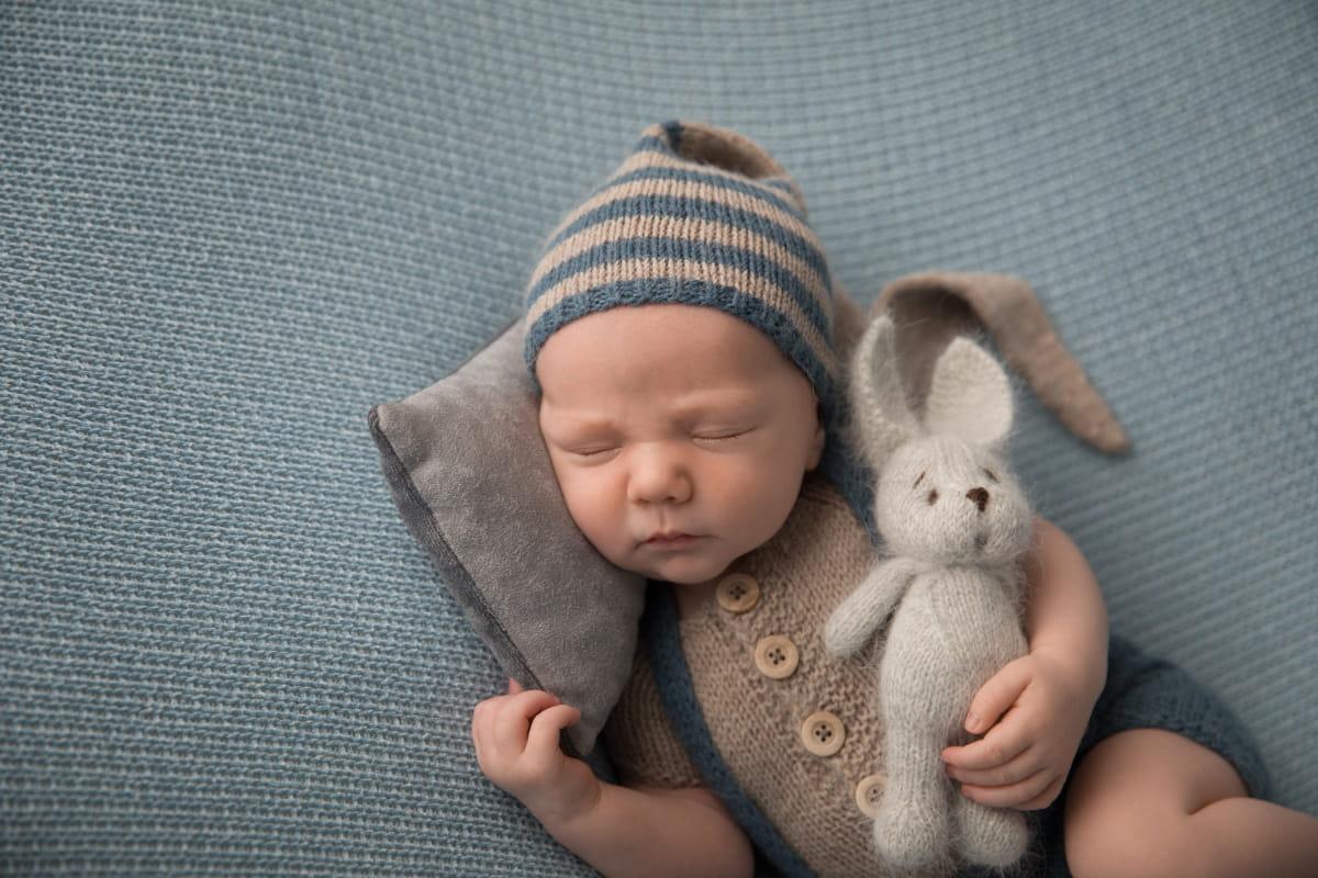 Фотосессия малыша в Чудово