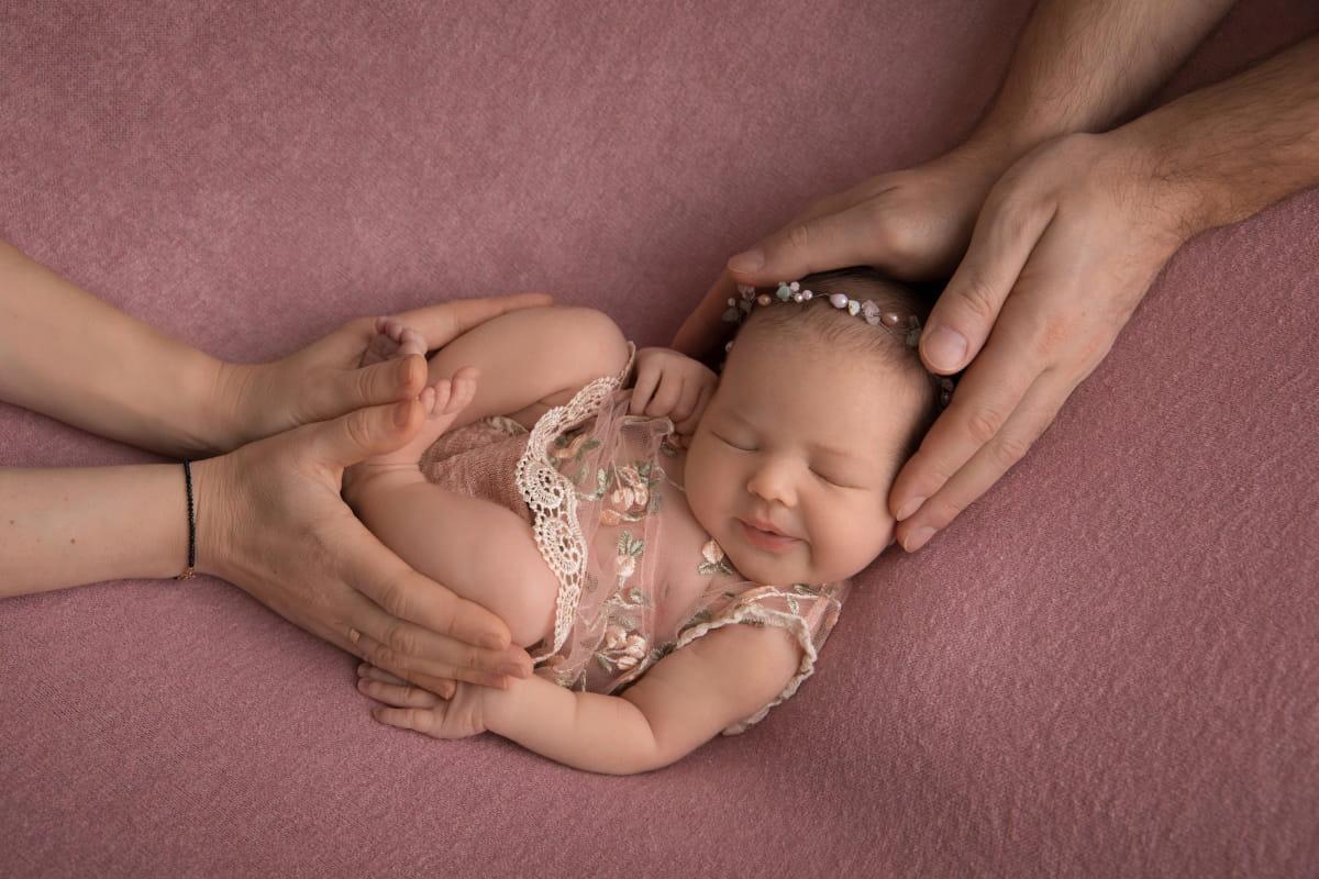 Фотосессия малыша в Старой Руссе