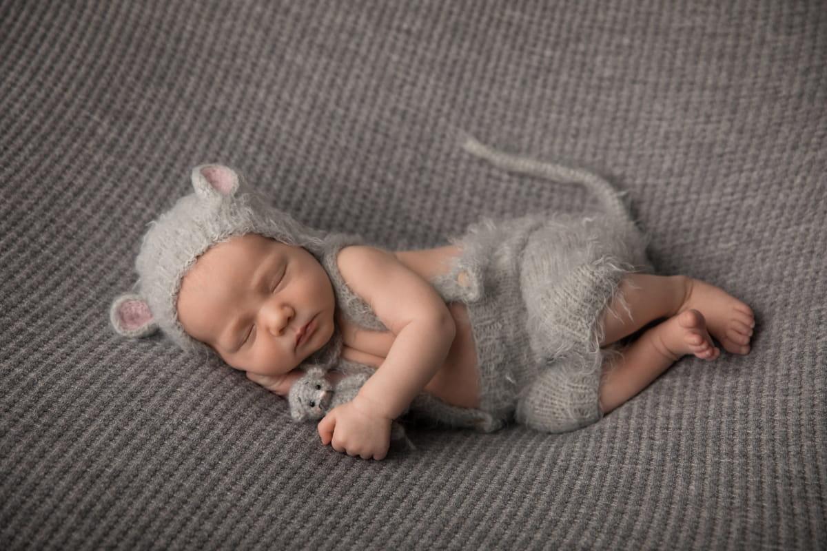 Фотосессия новорожденного в Чудово