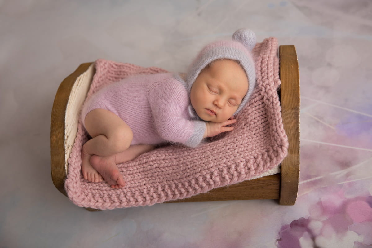 Фотосессия младенца во Всеволожске