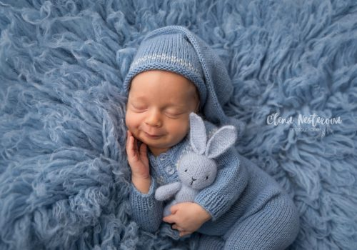 фотосессия новорожденных мальчиков СПб