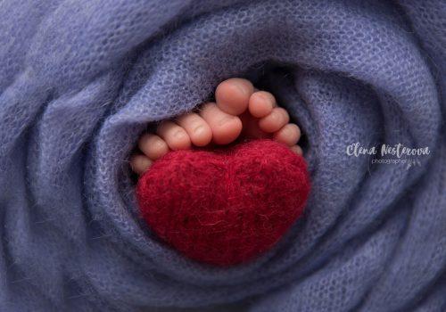фотосессия новорожденных фото мальчиков