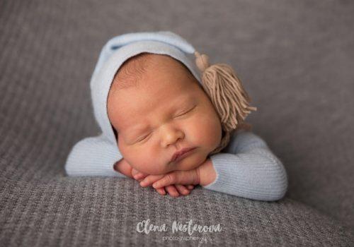 фотосессия новорожденного СПб